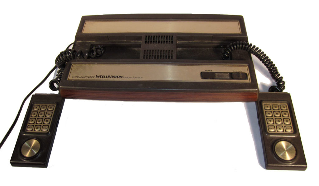 first gaming console